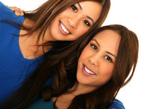 Beautiful Sisterhood 2 Royalty Free Stock Image
