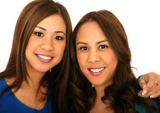 Beautiful Sisterhood 3 Royalty Free Stock Images
