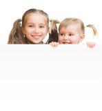 Beautiful sisters Royalty Free Stock Photo