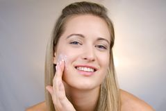 Beautiful skin Royalty Free Stock Image