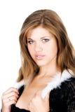 Beautiful skinny woman Stock Image