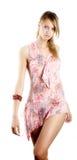 Beautiful skinny woman. Fashion. Art. Photo Stock Images