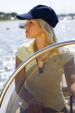 Beautiful Skipper Royalty Free Stock Images