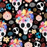 The beautiful of skulls Stock Photography