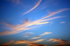 Beautiful Sky Stock Photo