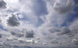 Beautiful sky Royalty Free Stock Photos