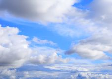 Beautiful sky Royalty Free Stock Photo