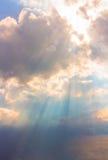 Beautiful Sky At Sunrise. Stock Image