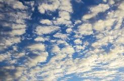 Beautiful sky background Stock Photography
