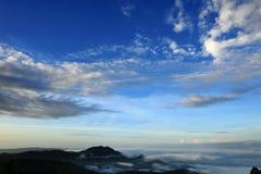 Beautiful sky Royalty Free Stock Image