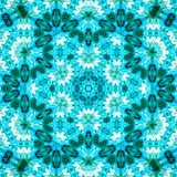 Abstract blue pattern background texture Stock Photos