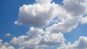 Beautiful sky with cloud Royalty Free Stock Photo