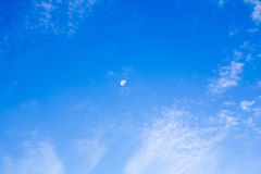 Beautiful sky with clouds Royalty Free Stock Photos