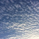 A beautiful sky Royalty Free Stock Images