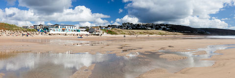 Praa Sands Cornwall England Royalty Free Stock Photos