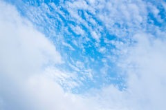 Beautiful sky Stock Images