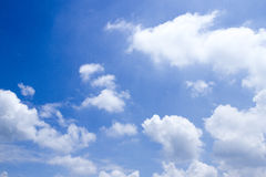 Beautiful sky Royalty Free Stock Photos