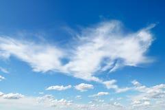 Beautiful sky Stock Images