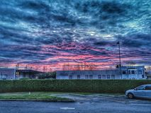 Beautiful Sky. From work royalty free stock images