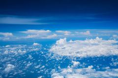Beautiful skyscape Stock Image