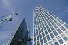 Beautiful Skyscraper Stock Image