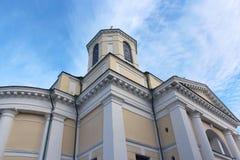 Beautiful Slavonic church Stock Image
