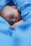 Beautiful sleeping baby Stock Image