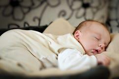 Beautiful sleeping baby Royalty Free Stock Photo