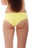 Beautiful slim female bod Stock Photography