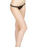 Beautiful slim female body Royalty Free Stock Image