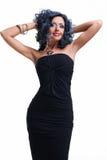 Beautiful slim woman Stock Image