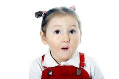 Beautiful small girl Royalty Free Stock Photo