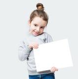 Beautiful small girl Royalty Free Stock Photos
