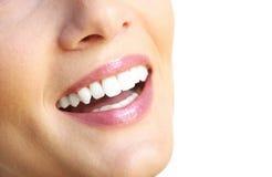 Beautiful smile Royalty Free Stock Photos