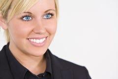 beautiful smile Στοκ εικόνες με δικαίωμα ελεύθερης χρήσης
