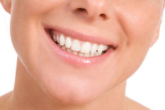 Beautiful smile Stock Photos