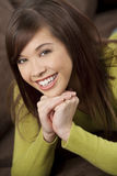 Beautiful Smile Royalty Free Stock Image