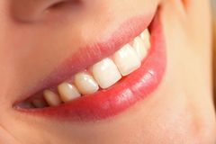 Beautiful smile Royalty Free Stock Photos