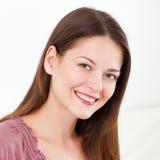 Beautiful smile Stock Photos