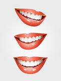Beautiful smile Royalty Free Stock Photo