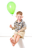 Beautiful  smiling boy Royalty Free Stock Photos