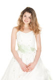 Beautiful smiling bride Royalty Free Stock Photography