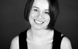 Beautiful Smiling Brunette Girl Stock Photography