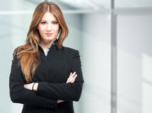 Female executive Stock Photo