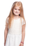 Beautiful Smiling Four Year Old Little Girl Stock Image