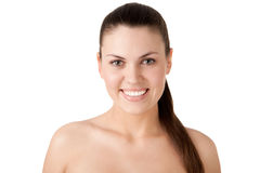 Beautiful smiling girl Stock Image