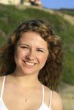 Beautiful smiling girl Stock Images