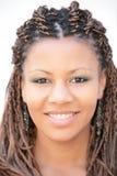 Beautiful smiling girl royalty free stock photo