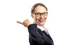 Beautiful smiling girl wearing braces Royalty Free Stock Image