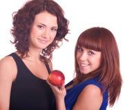 Beautiful smiling girls Royalty Free Stock Image